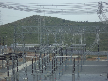 Dharmapuri PGCIL 400 KV New Pooling station